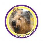 tilly badge 8